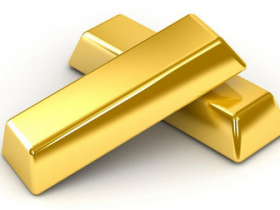 伦敦黄金市场金价三连跌